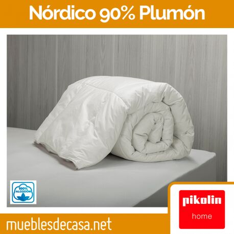 Edredón Nórdico Pikolin Home 90% Plumón 250 gr RP84