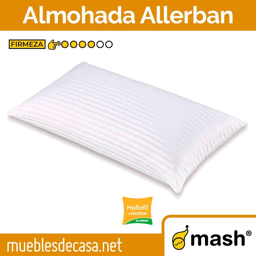 Almohada Mash Fibra Allerban