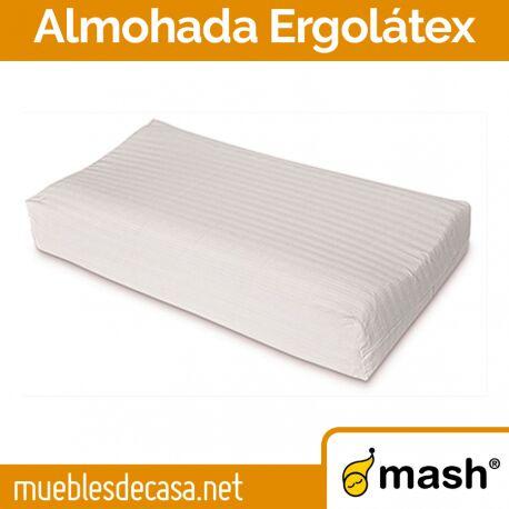 Almohada Mash Látex Ergolátex