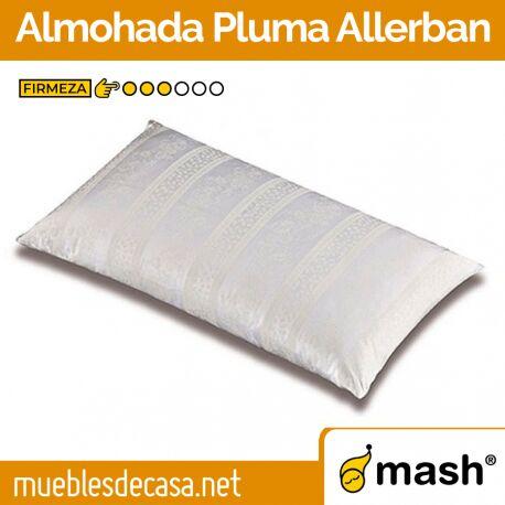 Almohada Mash Pluma Allerban