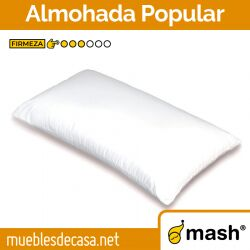 Almohada Mash Fibra Popular