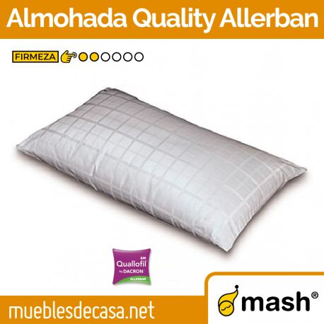 Almohada Mash Quality Allerban