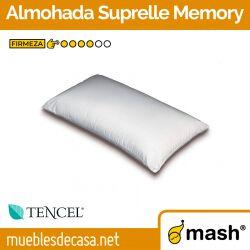 Almohada Microfibra Suprelle Memory Mash