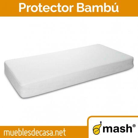 Protector de Colchón Mash Impermeable Bambú