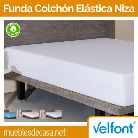 Funda de Colchón Velfont Niza Elástica
