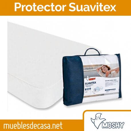 Protector de Colchón Moshy Suavitex Impermeable