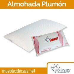 Almohada de fibra modelo Plumón Moshy