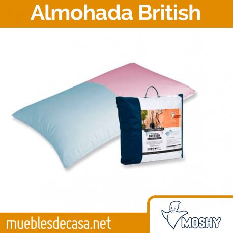 Almohada Moshy British