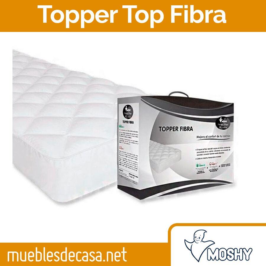 Topper Fibra de Moshy