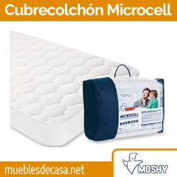 Protector de Colchón Impermeable Microcell de Moshy