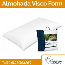Almohada Visco Form de Moshy