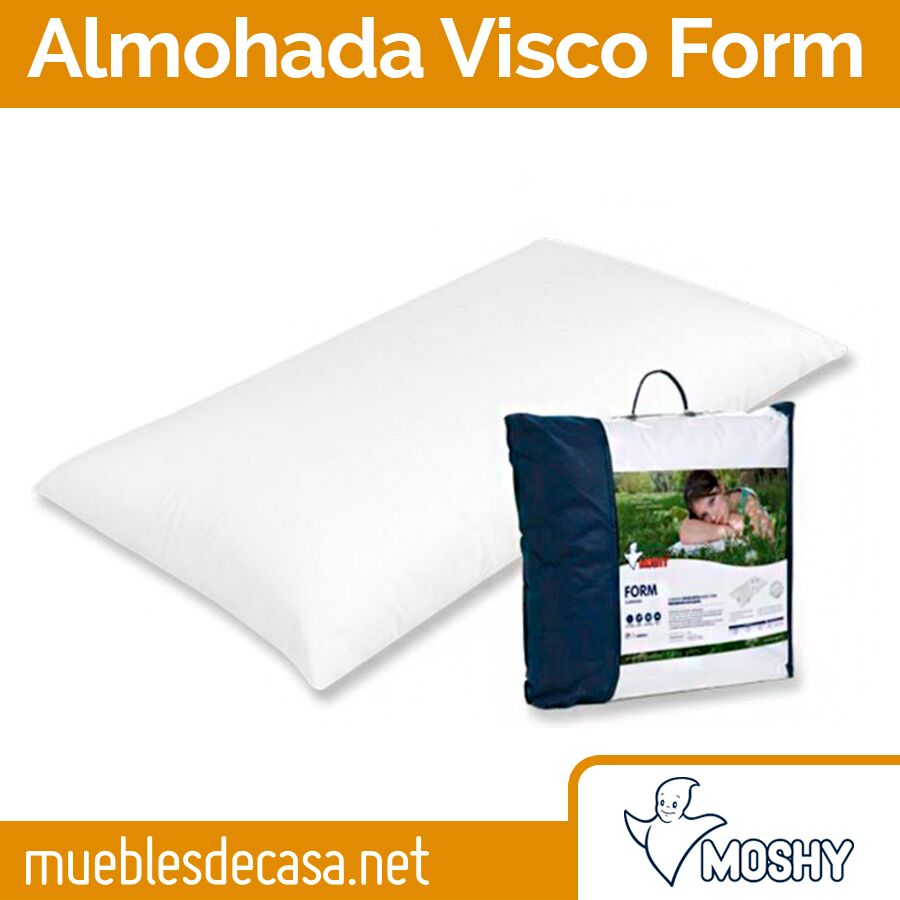 Almohada Visco Form de Moshy