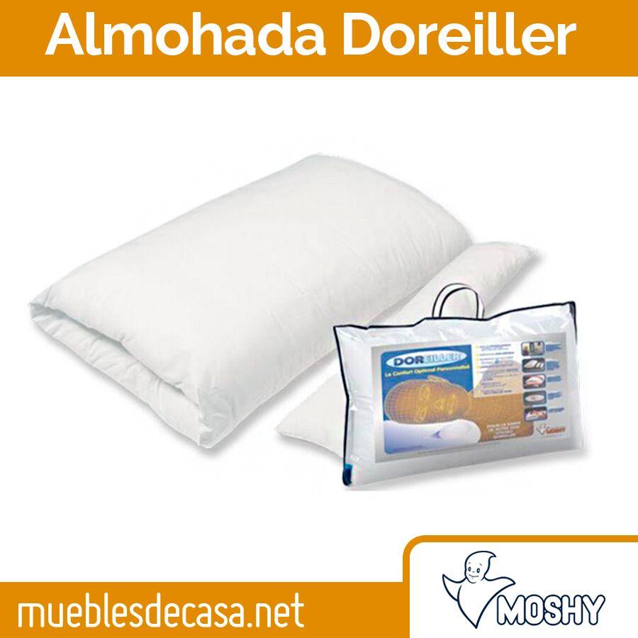 Almohada Doreiller Ergonómica de Moshy