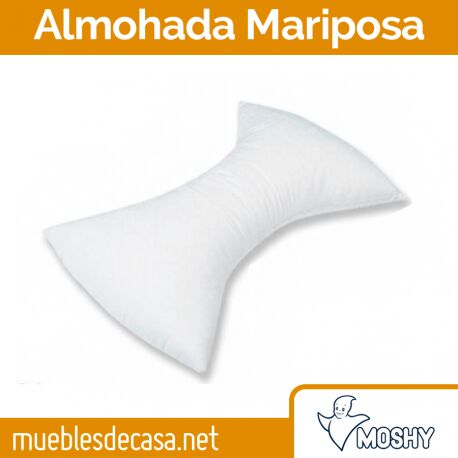 Almohada Cervical Moshy Mariposa