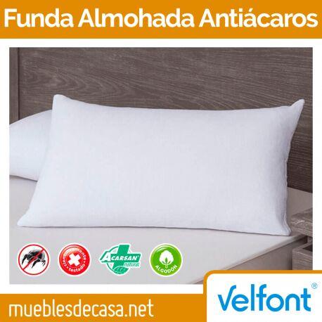 Funda de Almohada Velfont Antiácaros