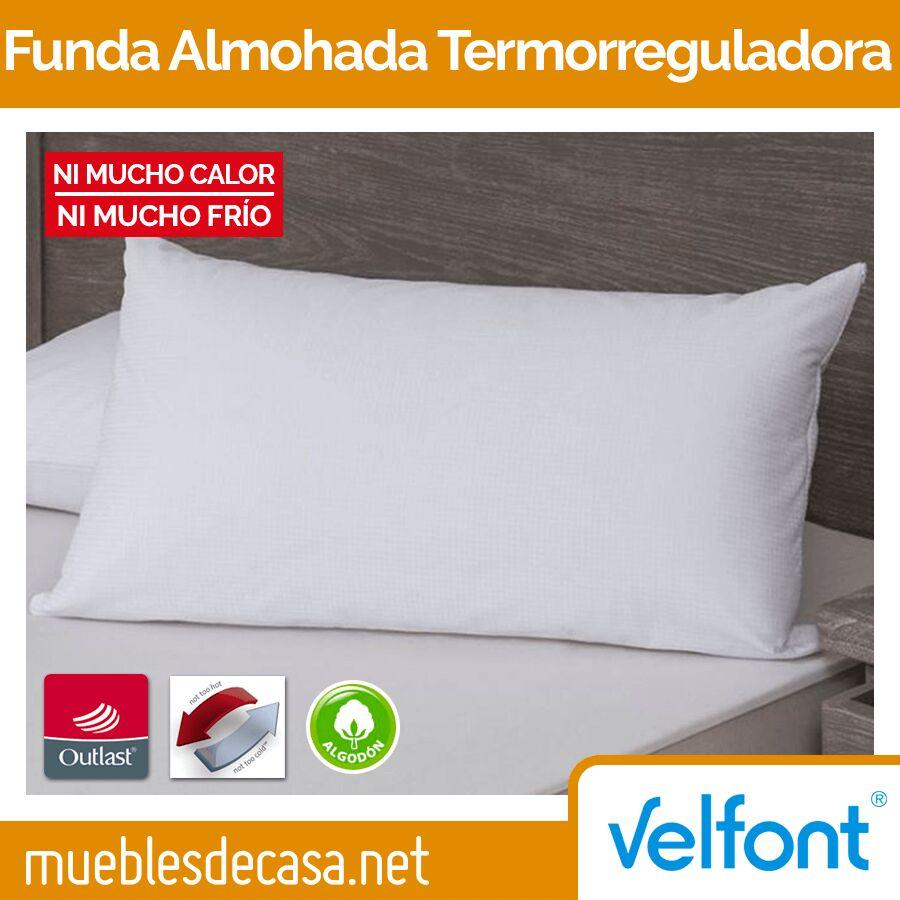 Funda de Almohada Termorreguladora Outlast de Velfont