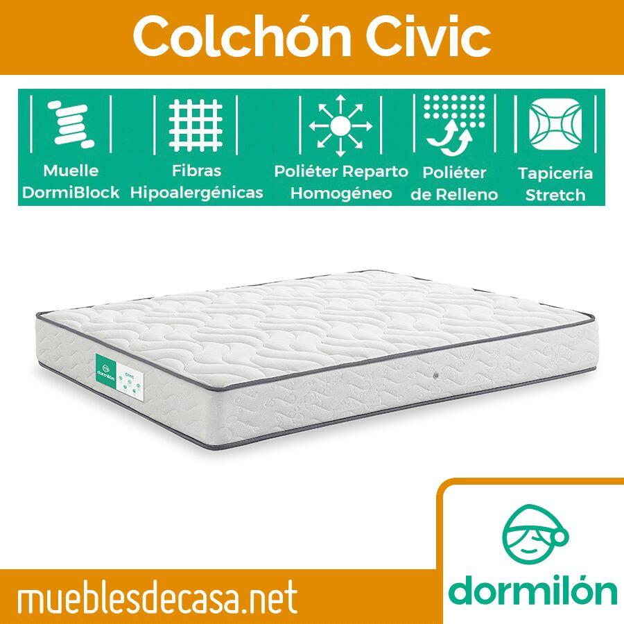 Colchón Dormilón Civic