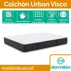 Colchón Dormilon Urban Visco
