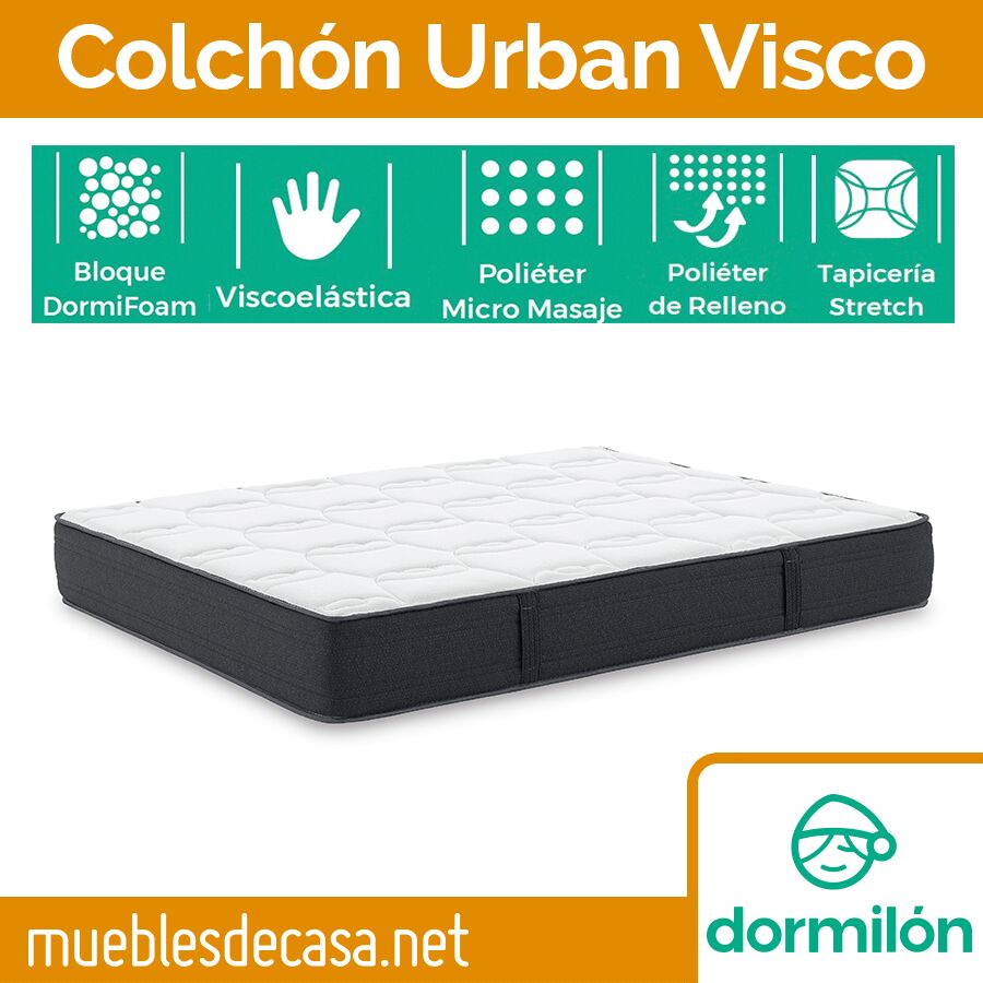 Colchón Dormilon Urban Visco