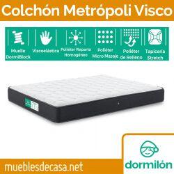 Colchón Dormilon Metrópoli Visco