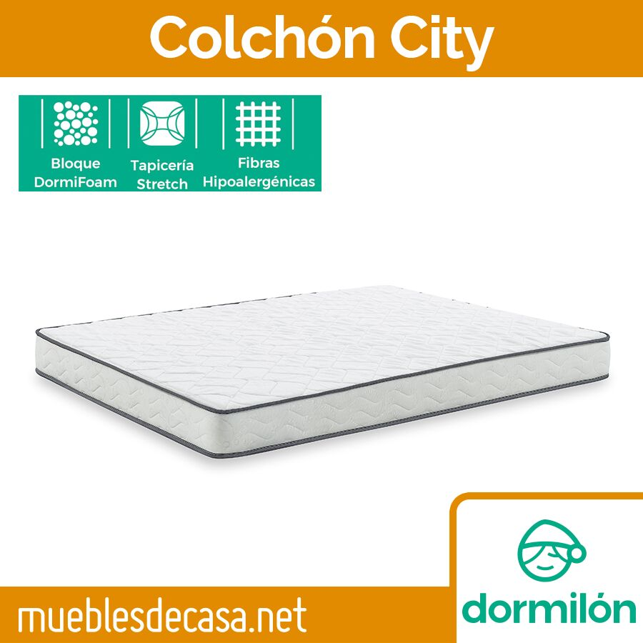 Colchón Dormilon City