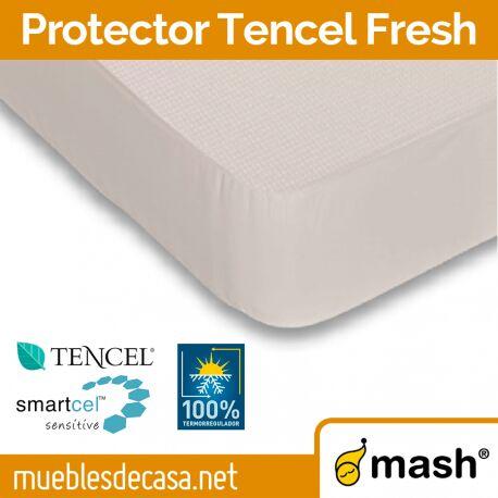 Protector de Colchón Mash No Acolchado Tencel Fresh