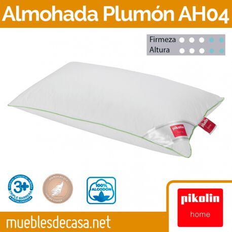 Almohada Pikolin Home Plumón Antiácaros AH04