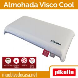 Almohada Termorreguladora Pikolin Visco Cool