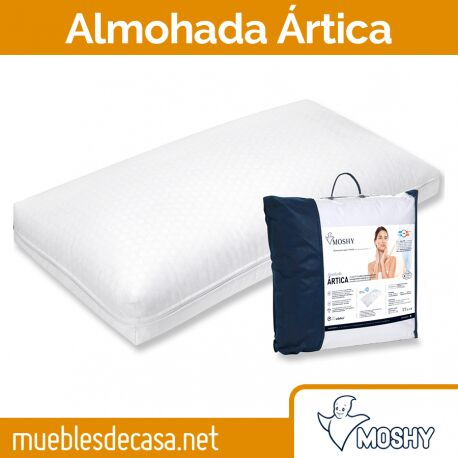 Almohada Moshy Ártica