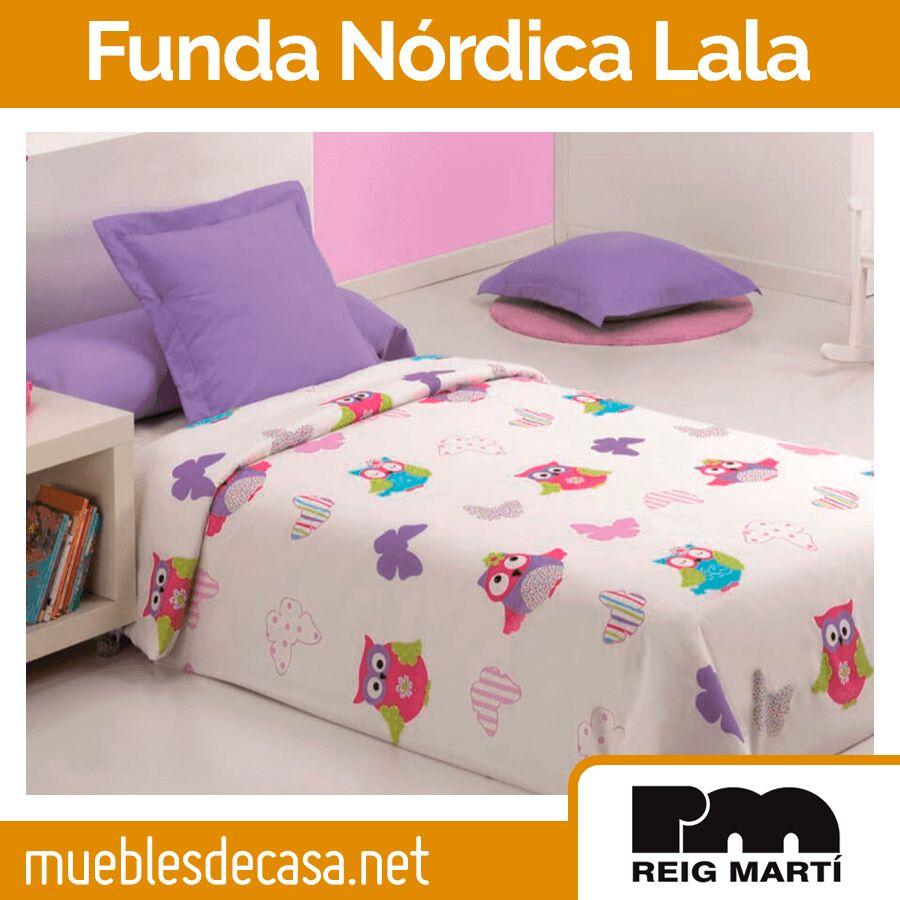 Funda Nórdica Infantil Reig Martí Lala