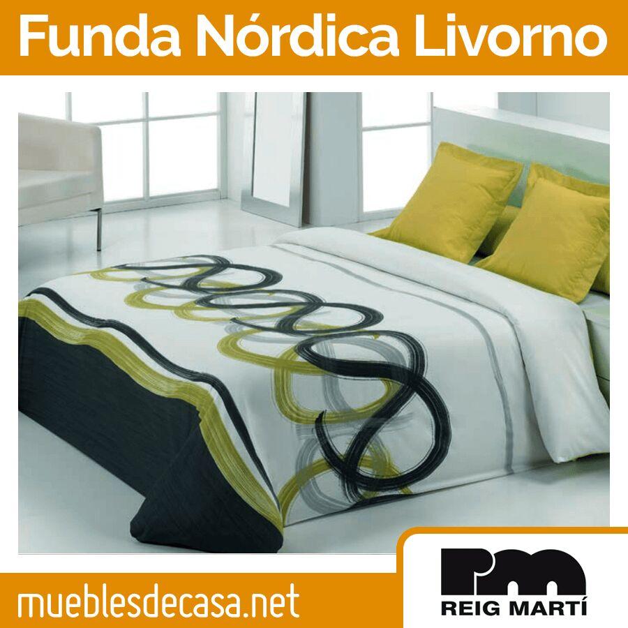 Funda Nórdica Reig Martí Livorno
