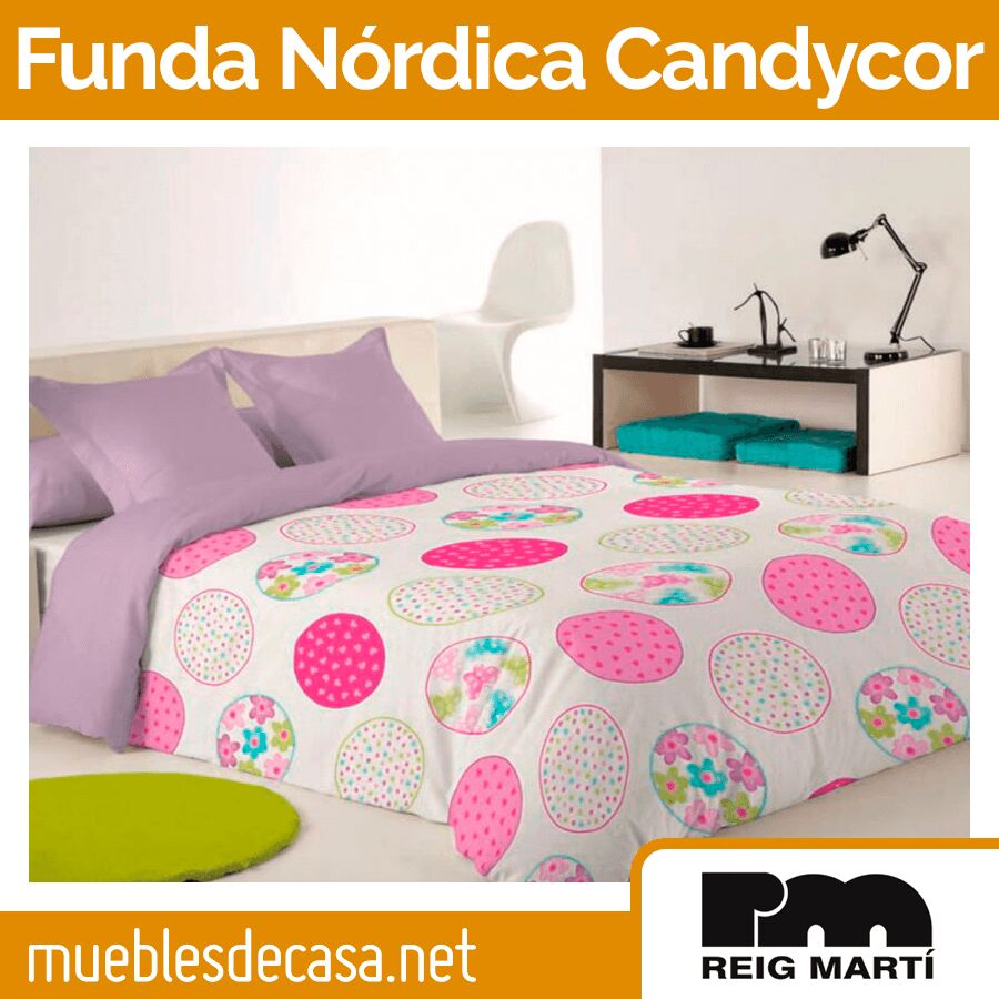 Funda Nórdica Reig Martí Candycor