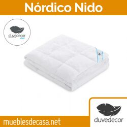 Edredón Nórdico Natural Duvedecor NIDO