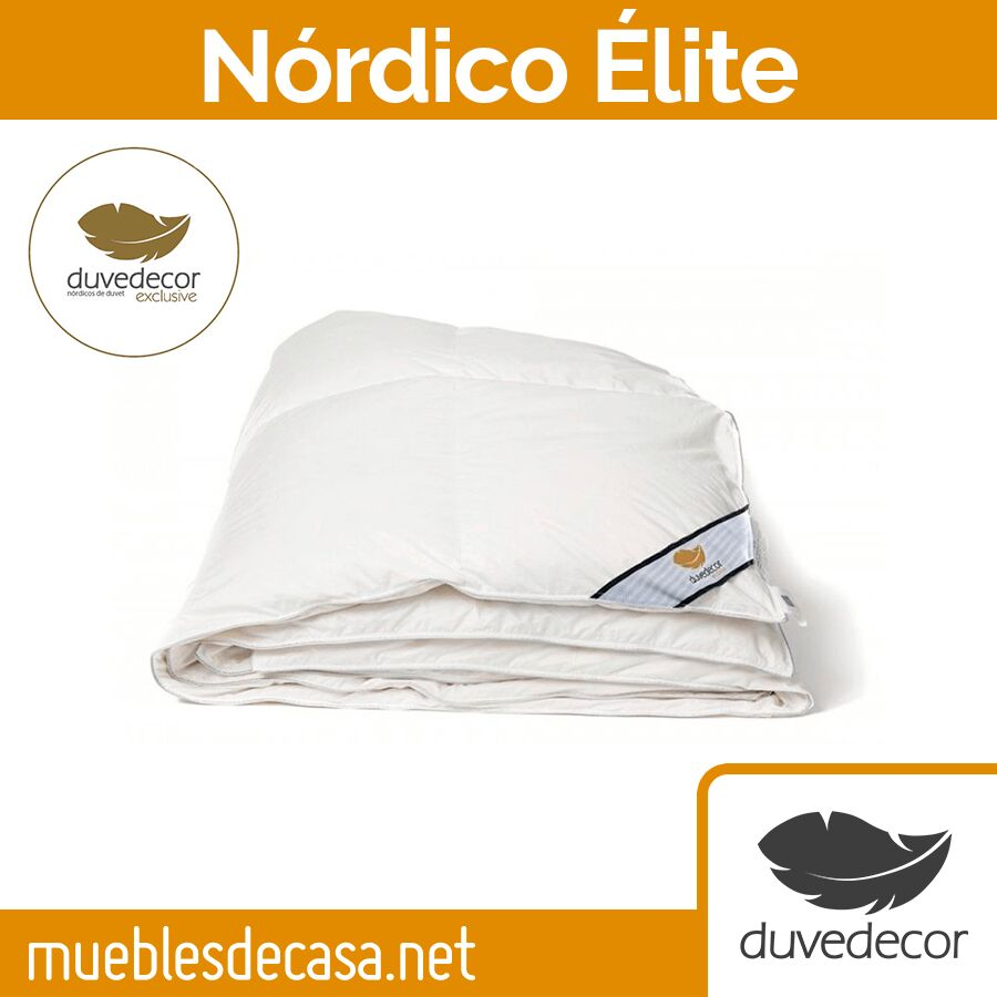 Edredón Nórdico de Gama Alta Duvedecor ELITE 190 gr/m2