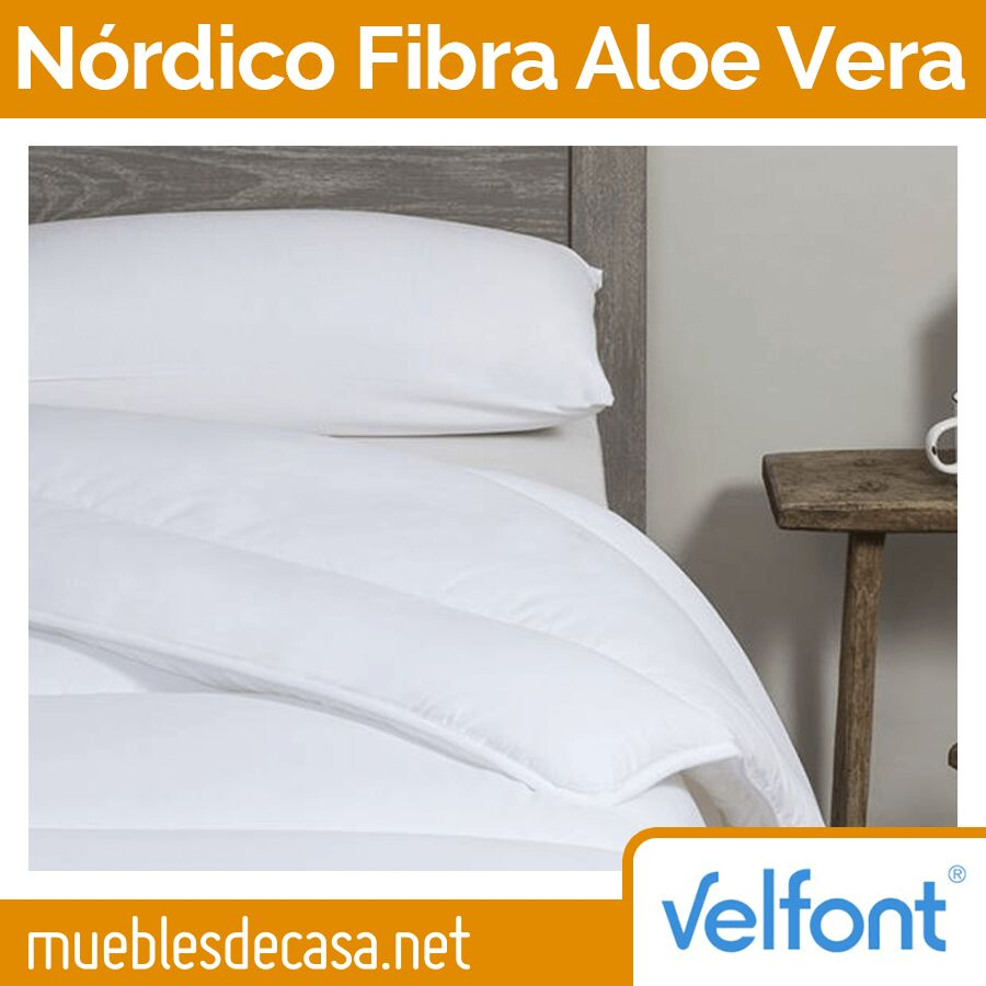 Edredón Nórdico Velfont Aloe Vera