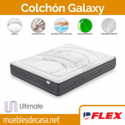 Colchón Galaxy Visco Flex
