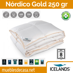 Relleno Nórdico Icelands Gold