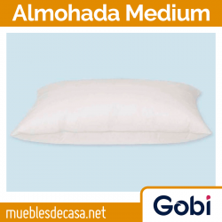Almohada Gobi (Ferdown) Medium