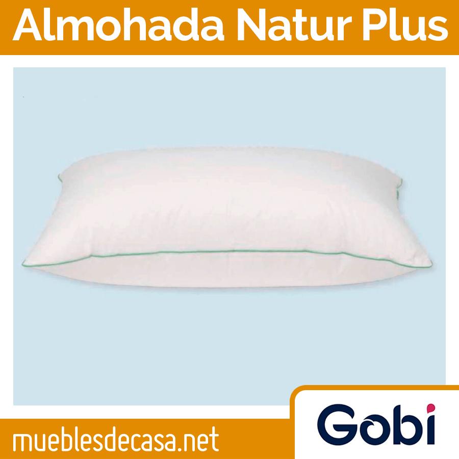 Almohada Gobi (Ferdown) Natur Plus