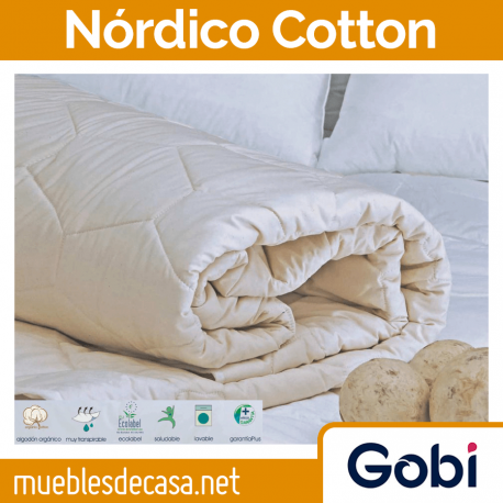 Edredón Nórdico Gobi Cotton