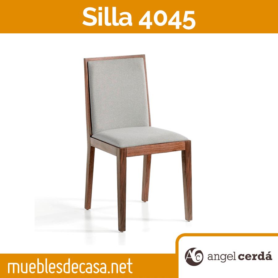 Silla de Diseño Ángel Cerdá Modelo 4045