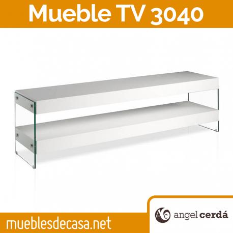 Mueble de Televisión de diseño Ángel Cerdá Modelo 3040
