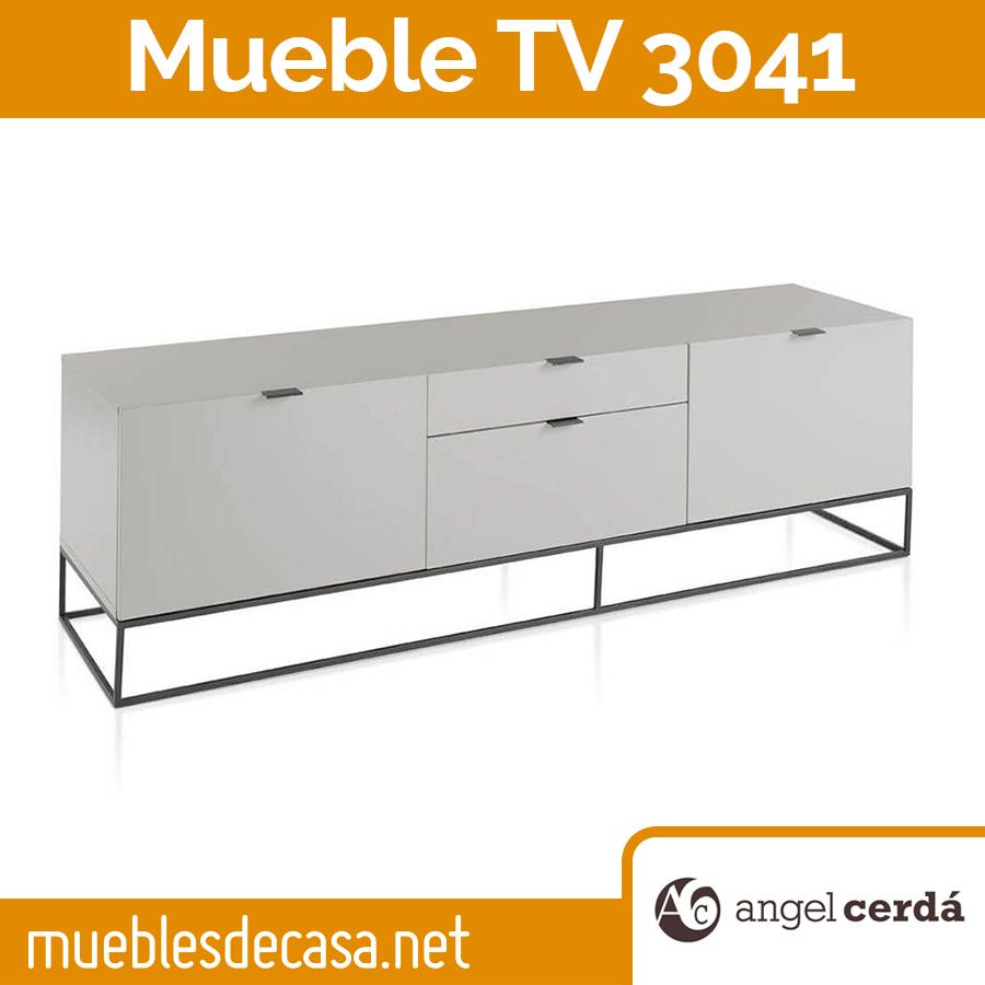 Mueble de Televisión/aparador de diseño Ángel Cerdá Modelo 3041