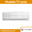 Mueble de Televisión de diseño Ángel Cerdá Modelo 3105