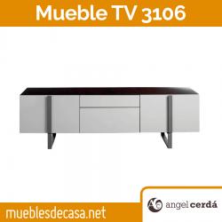 Mueble de Televisión de diseño Ángel Cerdá Modelo 3106