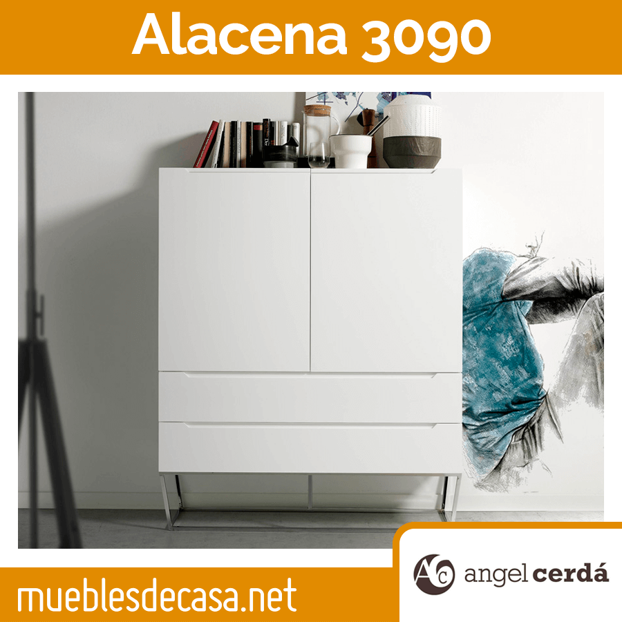 Alacena de diseño Ángel Cerdá Modelo 3090