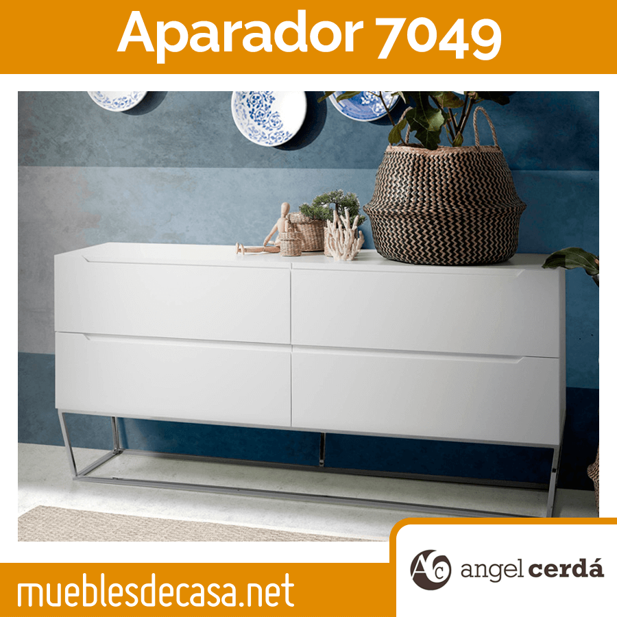 Aparador de diseño Ángel Cerdá Modelo 7049