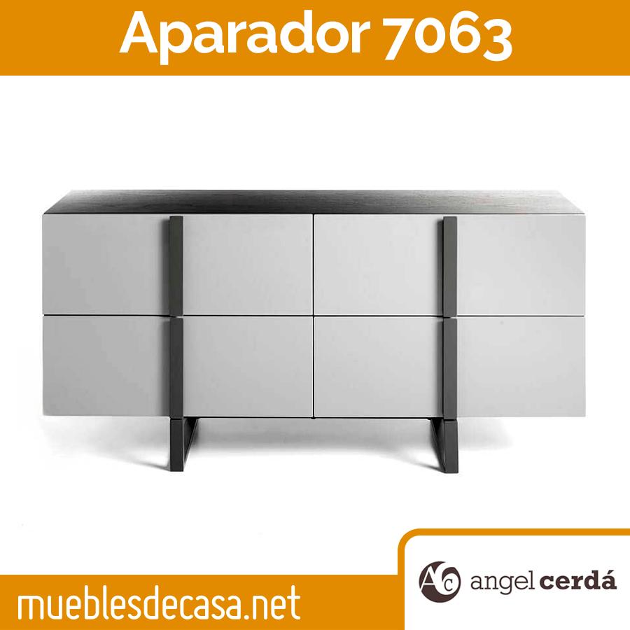 Aparador de diseño Ángel Cerdá Modelo 7063