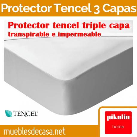 Protector de Colchón Tencel® Sandwich 3 Capas de Pikolin Home PP29