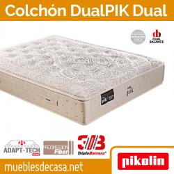 Colchón muelles ensacados DualPIK DUAL de Pikolin